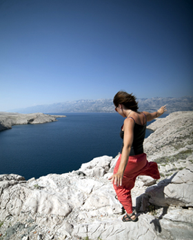 Воду для Аква Марис берут в районе заповедника Северный Велебит в Хорватии