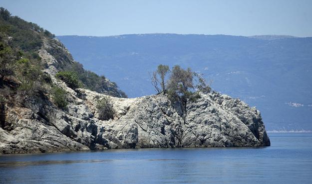 Морская вода у берегов Хорватии имеет повышенное содержание минералов и природных солей